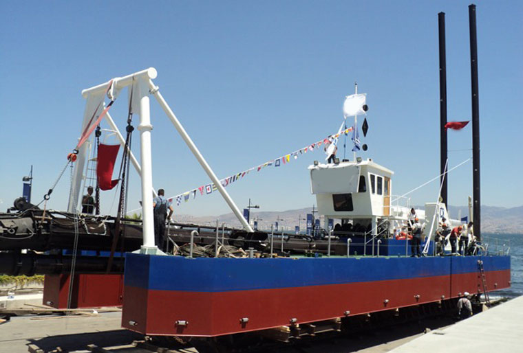 500 mm (20-inch) Cutter Suction Dredger (CSD)