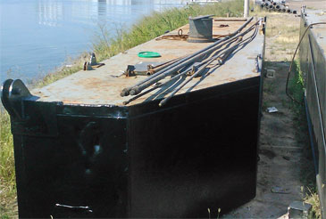 16-inch Cutter Suction Dredge (CSD)