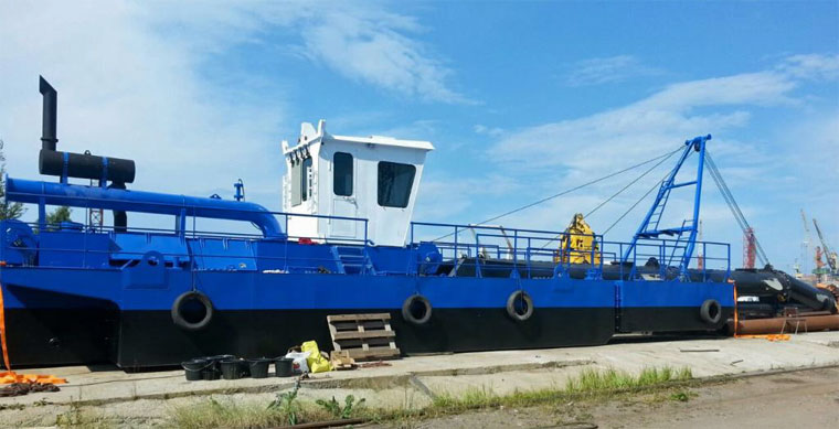 16-inch Cutter Suction Dredger (New Build)