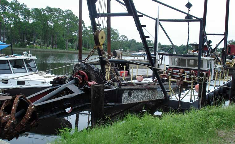 12-inch Cutter Suction Dredger