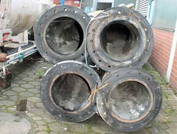 400 mm (16-inch) Dredge Hose for Discharge or Suction