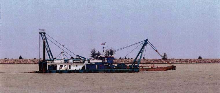 22-inch Cutter Suction Dredger