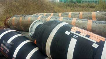 16-inch Floating Hose (ex Petroleum)