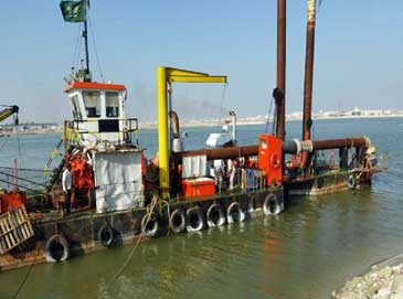 500 mm, IHC 1600 Cutter Suction Dredger for Charter