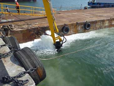 Dredging Package (Company Closeout)