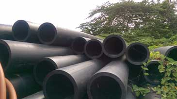 12-inch SDR 11 New HDPE Pipe