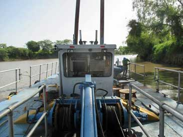 12-inch Cutter Suction Dredge (CSD) Ellicott 670-33