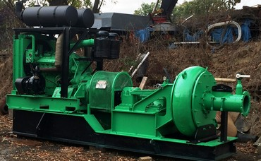12-inch G.I.W. Dredge Booster Pump