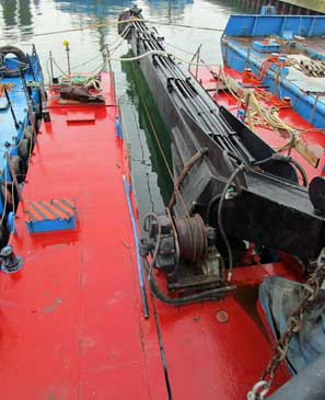 16-inch Cutter Suction Dredger (CSD) IHC Beaver