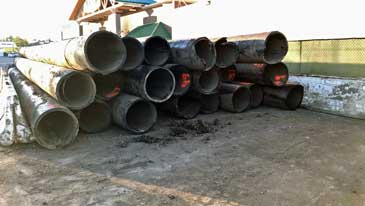 26-inch SDR 17 HDPE Pipe