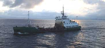 600 m3 Trailing Suction Hopper Dredger (TSHD)