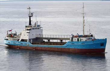500 m3 Trailing Suction Hopper Dredger (TSHD)