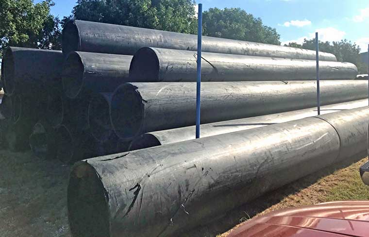 42-inch SDR 32.5 HDPE Pipe