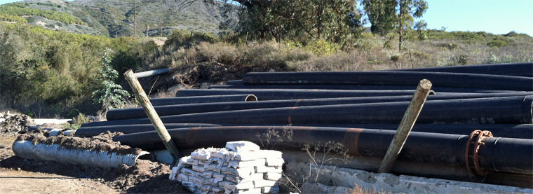 20-inch SDR 17 HDPE Pipe