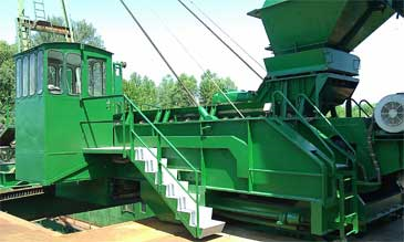 200 m3 Bucket Ladder Dredger