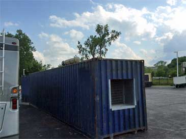 450 kW Katolight Generator Containerized