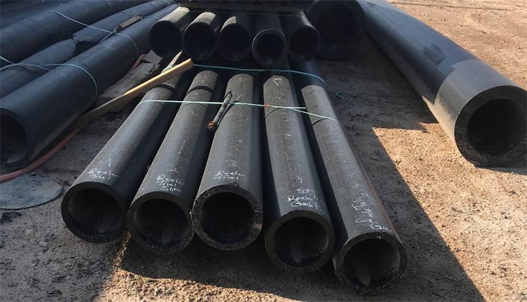 8-inch SDR 11 HDPE Pipe - New Surplus Pipe without MTRs