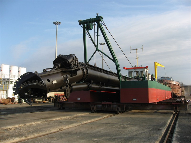 "500 mm (20"") IHC Beaver 1500 Cutter Suction Dredge"