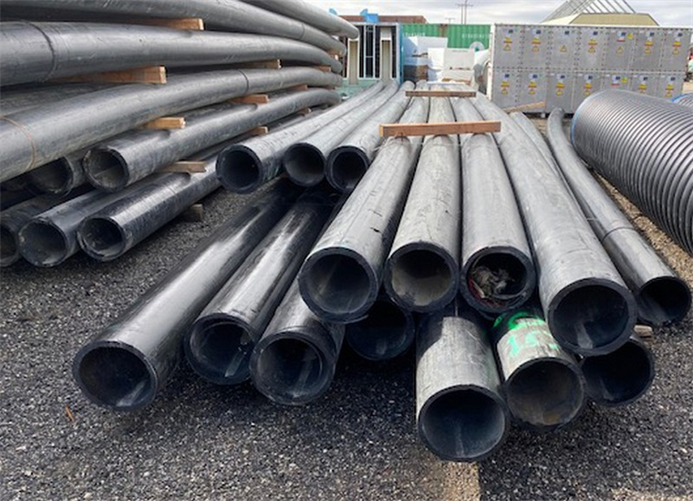 12-inch SDR 17 HDPE Pipe