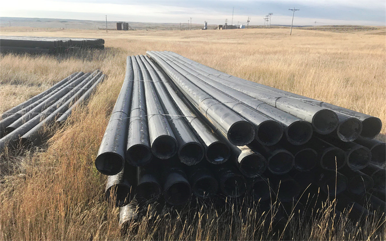 6-inch SDR 17 HDPE Pipe